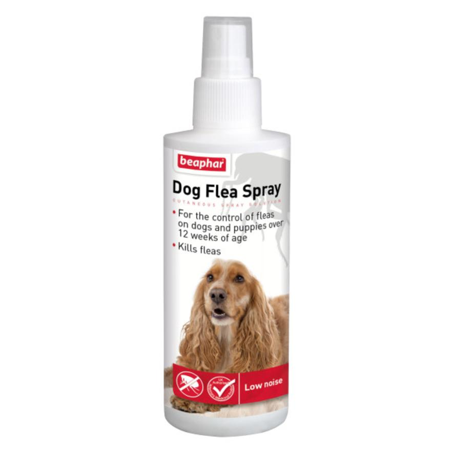 BEAPHAR Dog Flea Spray 150ml
