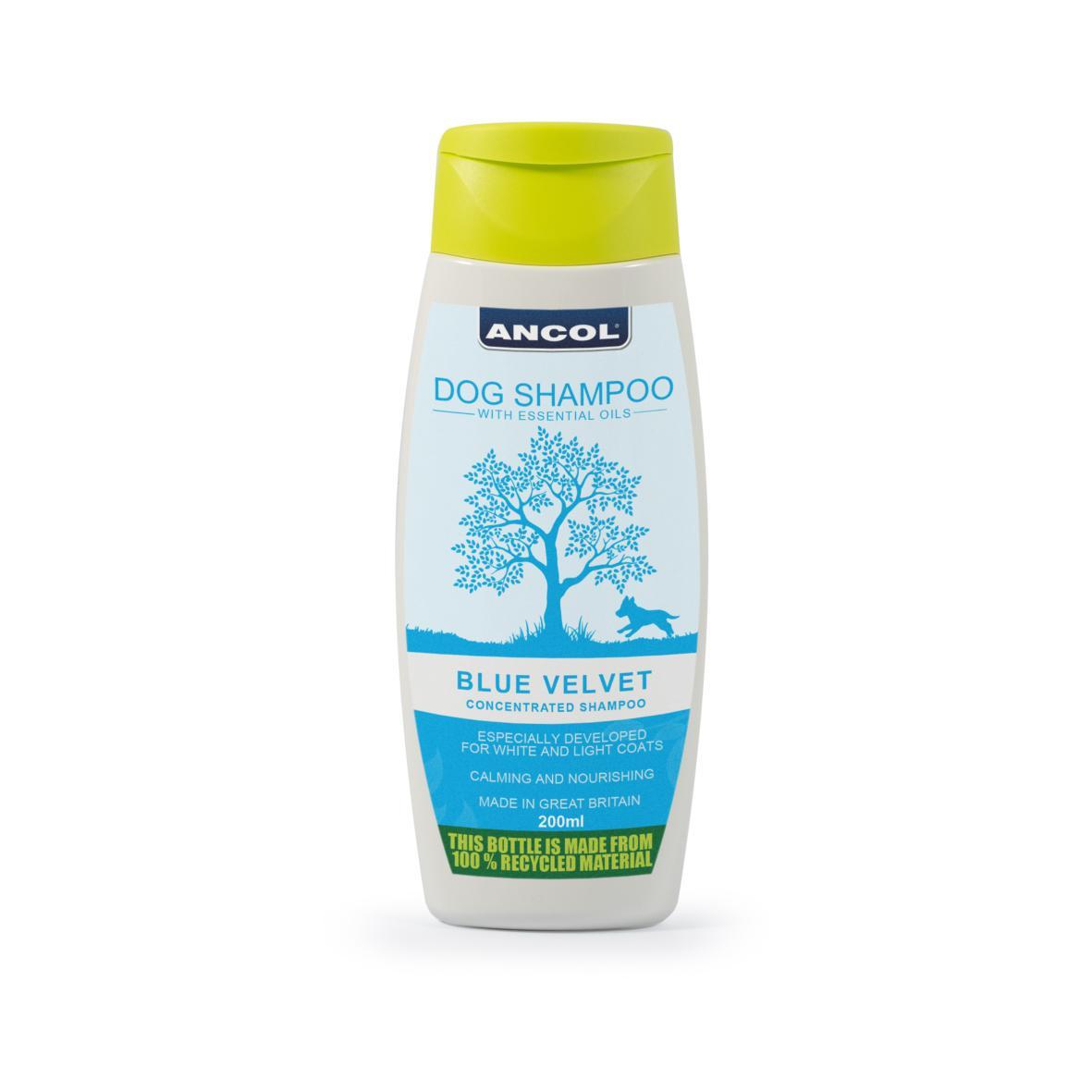 ANCOL Blue Velvet Dog Shampoo 200ml