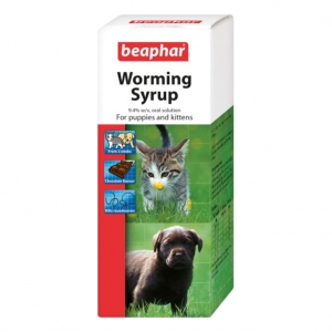 Beaphar Worming Syrup