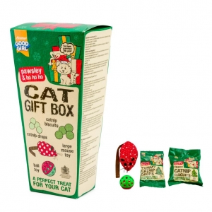 Good Girl Pawsley Cat Gift Box