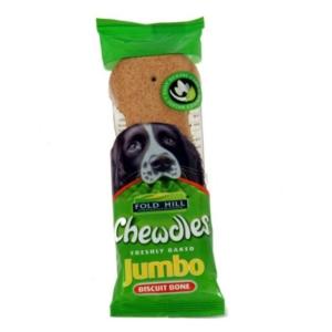 Chewdles Jumbo Biscuit Bone 110gm