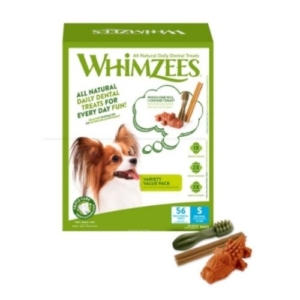 WHIMZEES Variety Value Pack Small 56pcs