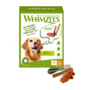 WHIMZEES Variety Value Pack Large 14pcs