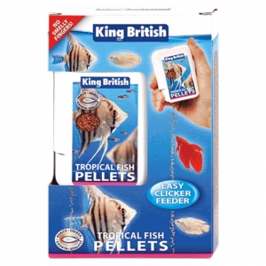King British Tropical Pellet Feeder 30gm