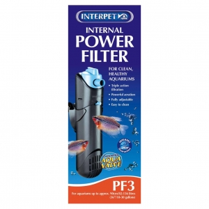 Interpet Internal Power Filter PF3