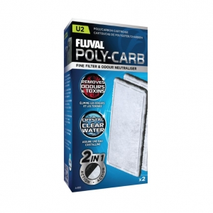 Fluval Poly Carb U2 Cartridge