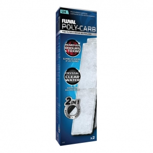 Fluval Poly Carb U4 Cartridge