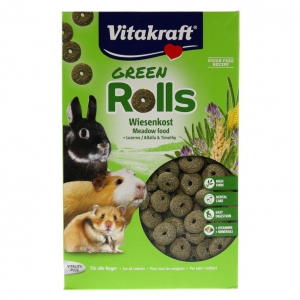 Vitakraft Green Rolls 300gm