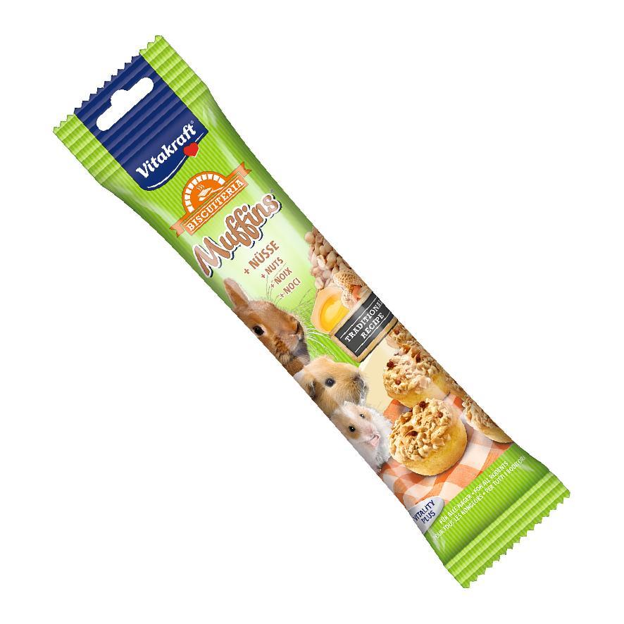 Vitakraft Muffins with Nuts 5pcs 18gm