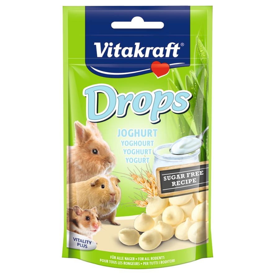 Vitakraft Yoghurt Drops 75gm