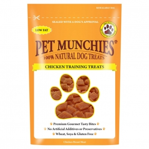 Pet Munchies Chicken Training Treats 50gm