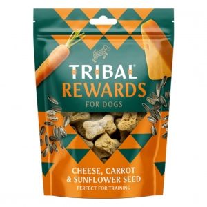 Tribal Rewards Cheese, Carrot & Sunflower Seed