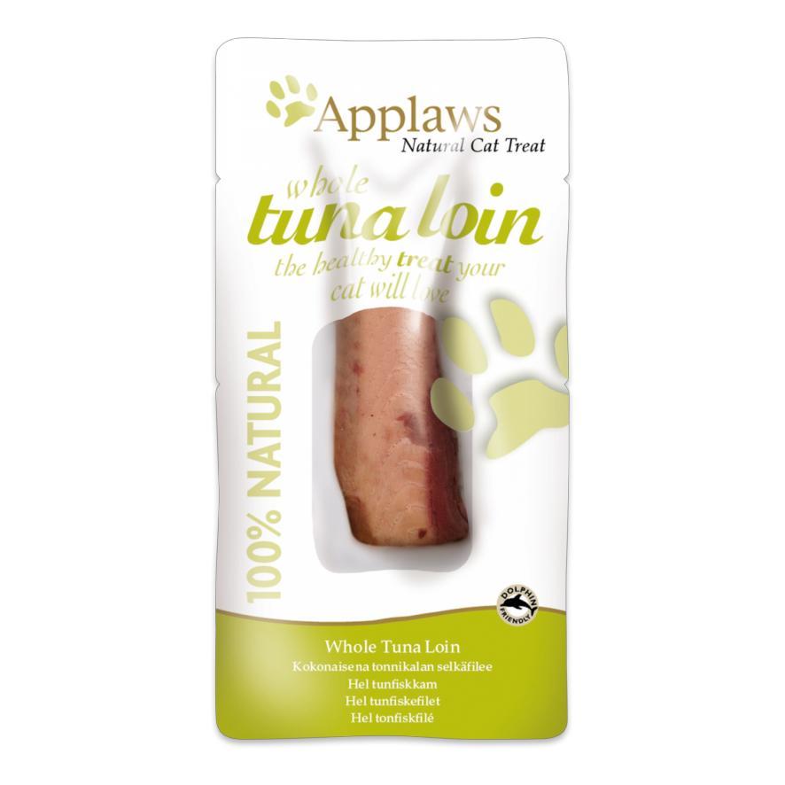 CLEARANCE Applaws Whole Tuna Loin 30gm