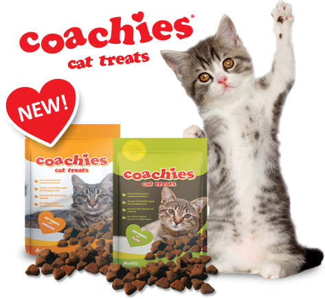 Coachies Cat Treats coa.co.uk