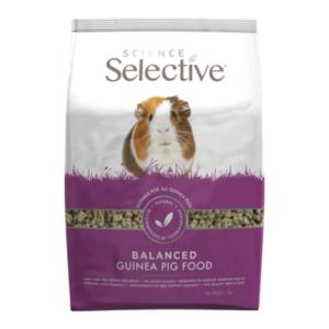 SCIENCE Selective Guinea Pig Food 1.5kg