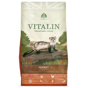Vitalin Ferret Food with Chicken and Rice