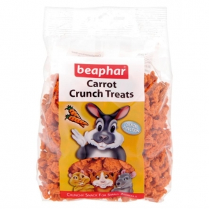 Beaphar Carrot Crunch Treats 150gm