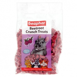 Beaphar Beetroot Crunch Treats 150gm