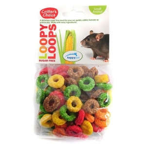 Critters Choice Loopy Loops 50gm