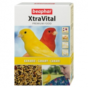 Beaphar xtraVital Canary Food 250gm
