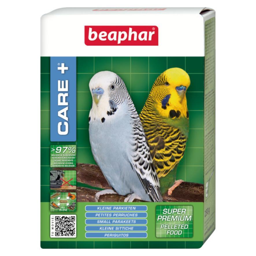 CLEARANCE BEAPHAR Care + Small Parakeet Food 250gm