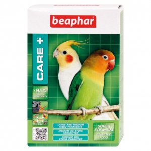 Beaphar Care + Parakeet Food 500gm