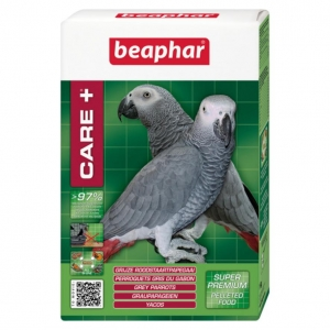 Beaphar Care + Grey Parrot Food 1kg
