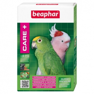 Beaphar Care + Parrot and cockatoo Food