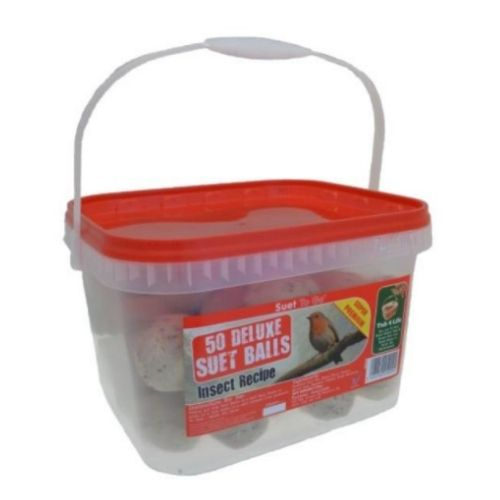 Suet to Go 50 Deluxe Suet Balls Insect Recipe
