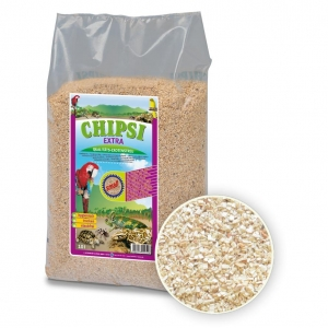 Chipsi Extra Beechwood Chips SMALL 10L