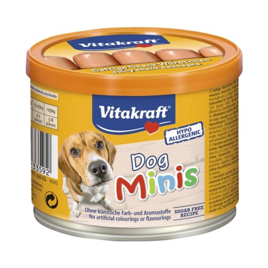 Vitakraft Dog Minis 190gm