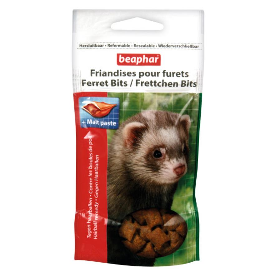 BEAPHAR Ferret Bits with Malt Paste 35gm
