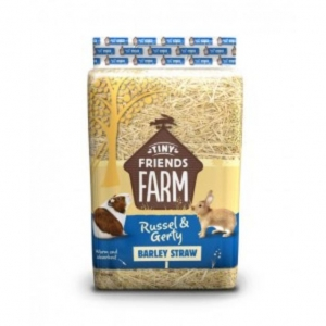 Supreme Russel and Gerty Barley Straw 2kg