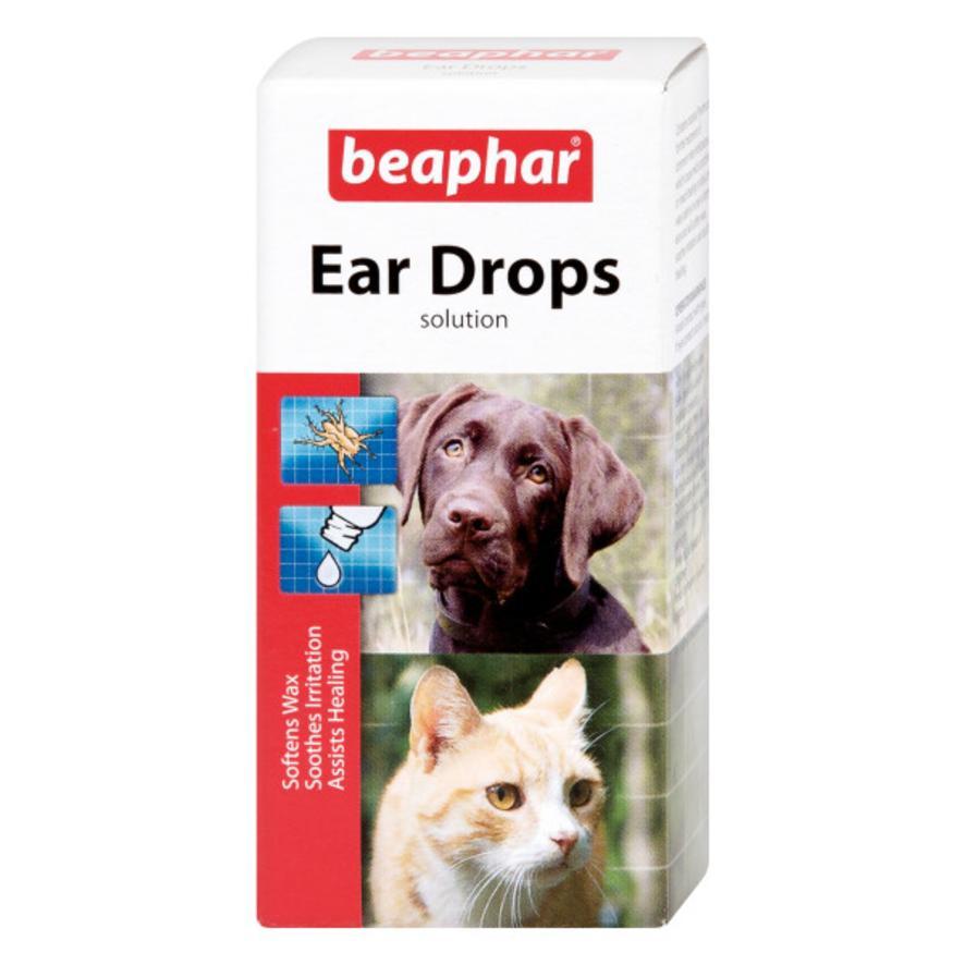 BEAPHAR Ear Drops 15ml