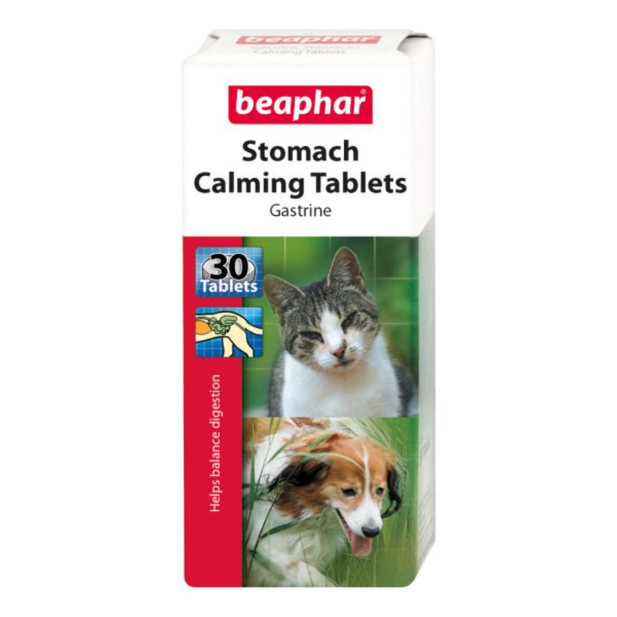 CLEARANCE BEAPHAR Stomach Calming Tablets (Gastrine) 30pk
