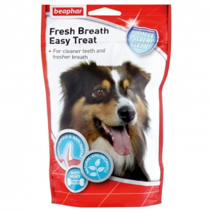 Beaphar Fresh Breath Easy Treats for Dogs