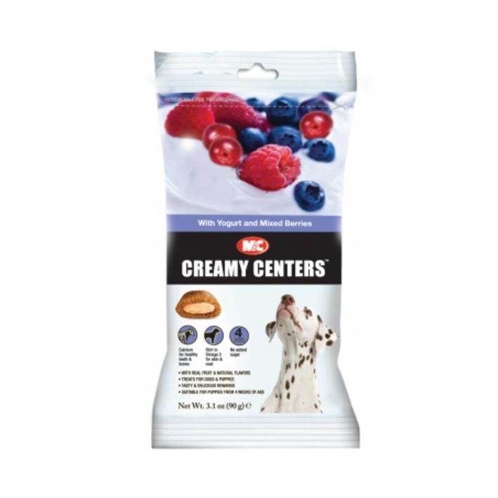 Mark and Chappell Creamy Centres Yoghurt and Berries