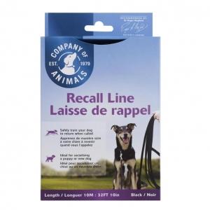 Company of Animals Recall Line
