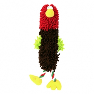 Animate Festive Noodle Toy Turkey 32cm