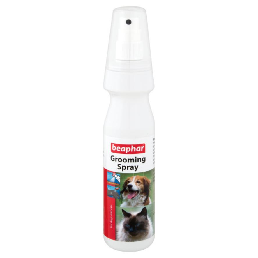 (D) BEAPHAR Grooming Spray for Dogs and Cats 150ml