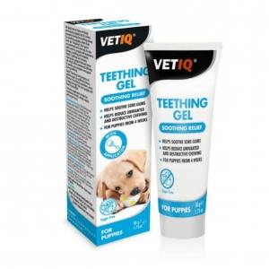 VetIQ Teething Gel for Puppies 50gm