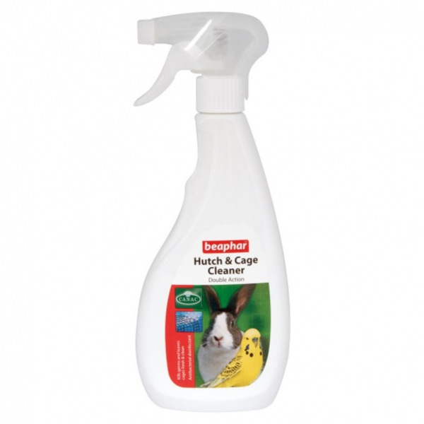 Beaphar Hutch and Cage Cleaner 500ml