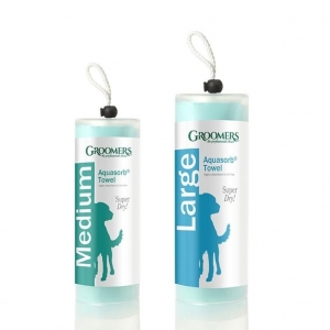 Groomers Aquasorb Towel (Two Sizes)