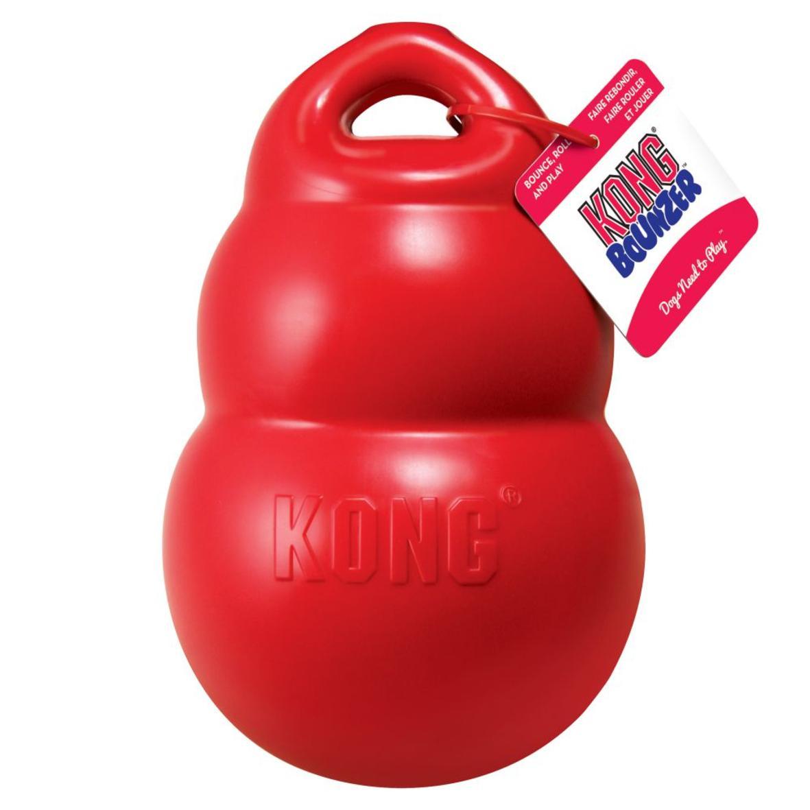 KONG Bounzer Red