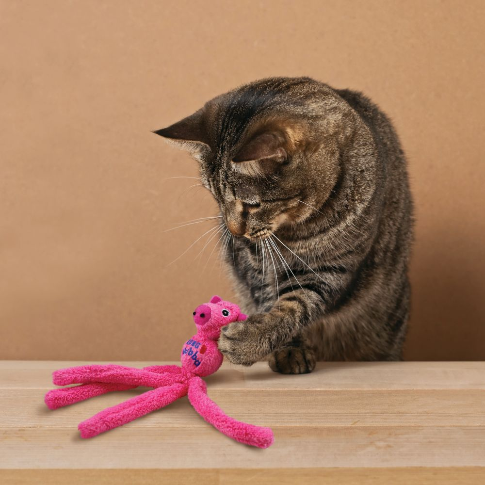 KONG Wubba Cat LIFESTYLE