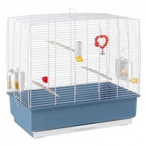 Ferplast Rekord 4 Bird Cage White
