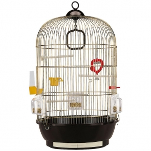 Ferplast Diva Bird Cage Brass