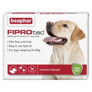 Beaphar Fiprotec Spot On for Large Dogs