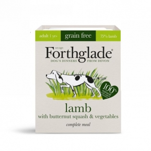 Forthglade Adult Lamb with Butternut Squash 18 x 395gm