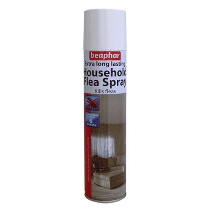 Beaphar Extra Long Lasting Household Flea Spray